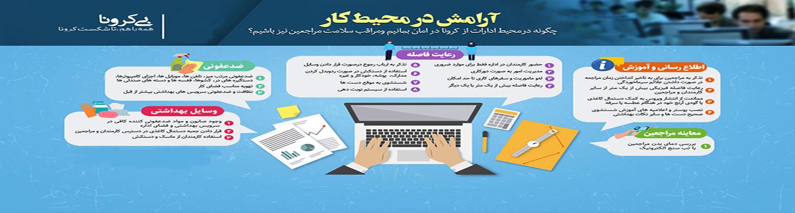 info_aramesh_dar_mohit_kar_edarat